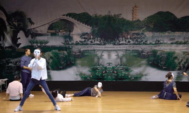 Play Written By And For Cancer Patients Tours Shanghai, Beijing