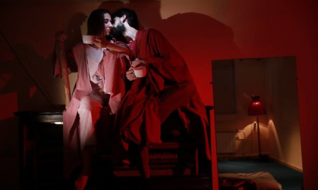 The Independent Theatres of Yerevan and the Search for New Theatrical Forms