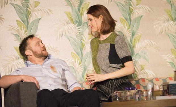 "David Eldridge's ""Beginning"" at The National Theatre"