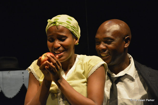 A Suitcase Packed With Stories:  James Ngcobo's New Play