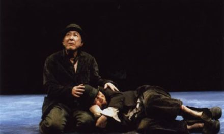 Junpei Mizobata Plunges Headfirst Into The Absurdist World Of Harold Pinter
