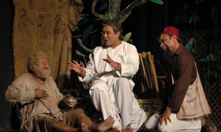 Theatre Of The Real: Bengali Playwright Manoj Mitra's New Work on Socrates