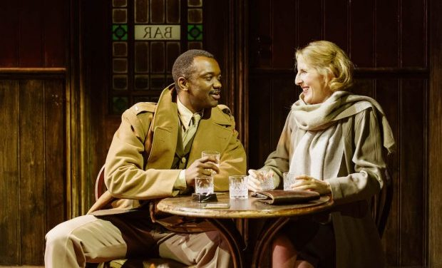 """The Slaves Of Solitude"" at The Hampstead Theatre"