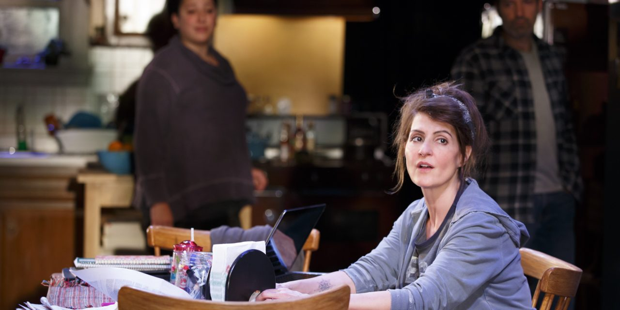 """Tiny Beautiful Things"" at The Public Theatre"