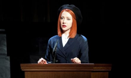 """""""Witness For The Prosecution"""" at London County Hall"""