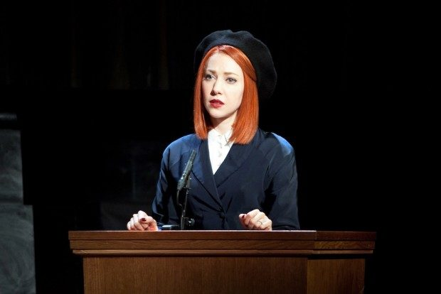 """Witness For The Prosecution"" at London County Hall"