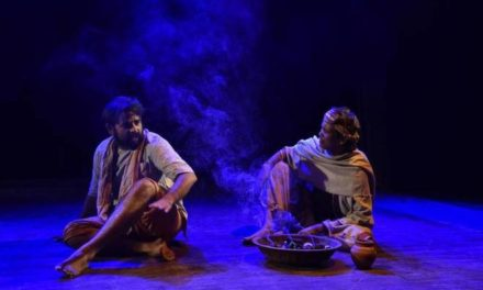 "A Matter Of Grave Concern: The Oldest Theatre Group in Delhi Stages ""Kafan"" and ""Kafan Chor"""