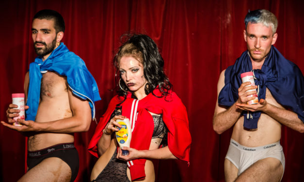 """Lucy McCormick: Triple Threat"" at Soho Theatre – Mad Genius at Work"