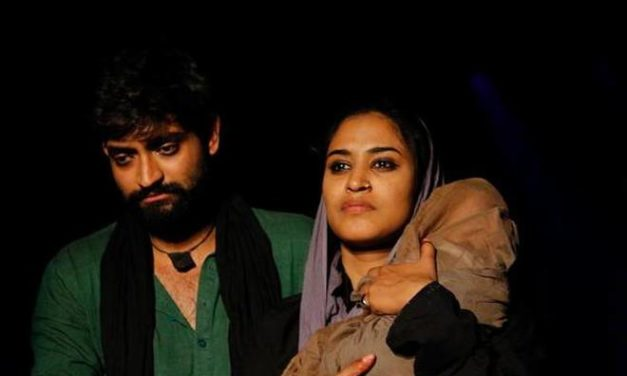 "The Cage Within: Adaptation of  Amrita Pritam's Celebrated Novel ""Pinjar"""