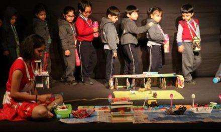 The Innocent Joys Of Theatre: Tifli-International TYA Festival-2017