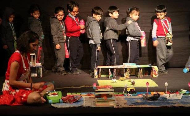 The Innocent Joys Of Theatre: Tifli-International TYA Festival-2017