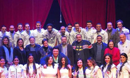 "Theatre Play ""Surrender"" Sheds Light On New Egyptian Talents Ready To Enter Acting Scene"