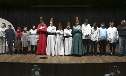 Special Needs Whirling Dervishes Tell Their Stories With Theatre Play
