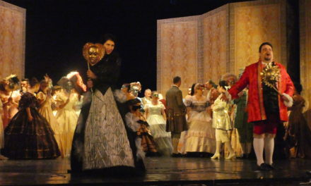 "Verdi's ""A Masked Ball"" – A Debut For The Galati Theatre Festival"