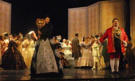 "Verdi's ""A Masked Ball"" – A Debut For The Galati Theatre Festival"