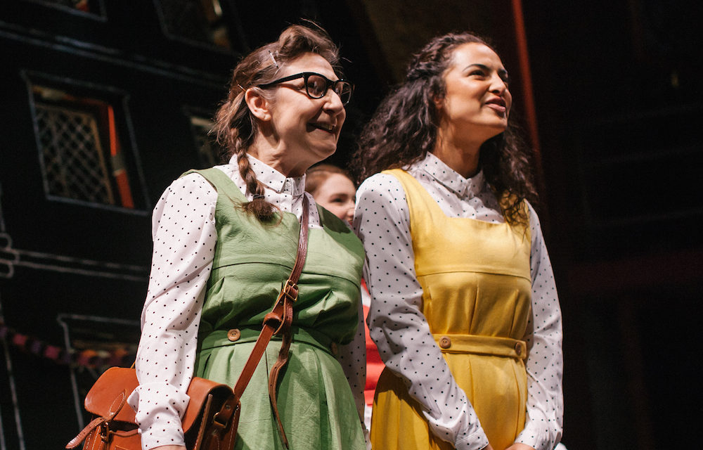 """Daisy Pulls It Off"" at The Park Theatre"