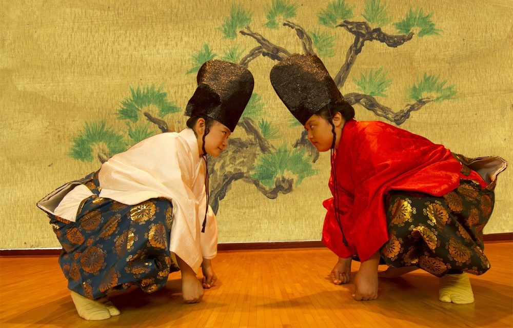 """An Interview With Christine Lamborn: Western Actor's Perspective On""""Kyogen"""""""