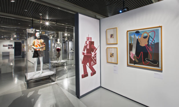 "From ""Tarantella"" To Theatre Design: Prampolini And Polish Futurism At The Łódź Museum Of Art"