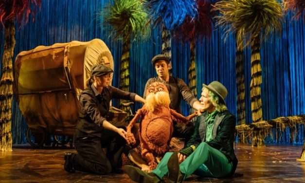 """The Lorax"" An Exciting And Transformative Experience For The Whole Family"