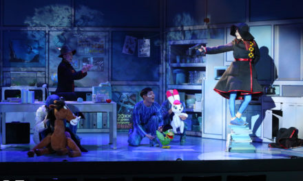 Japan's Theater World Increasingly Shed Its Insularities In 2017