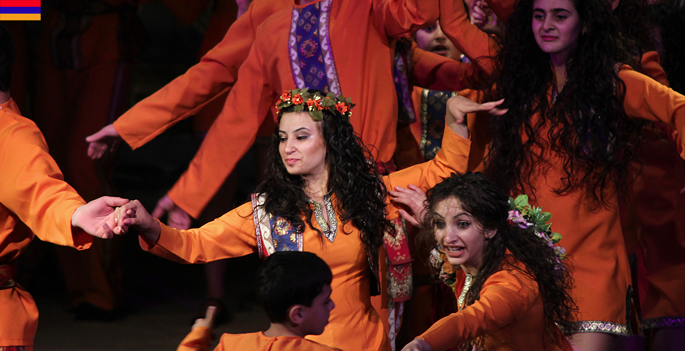 The Origin of Armenian Theatre and Transformation of Theatrical Process.
