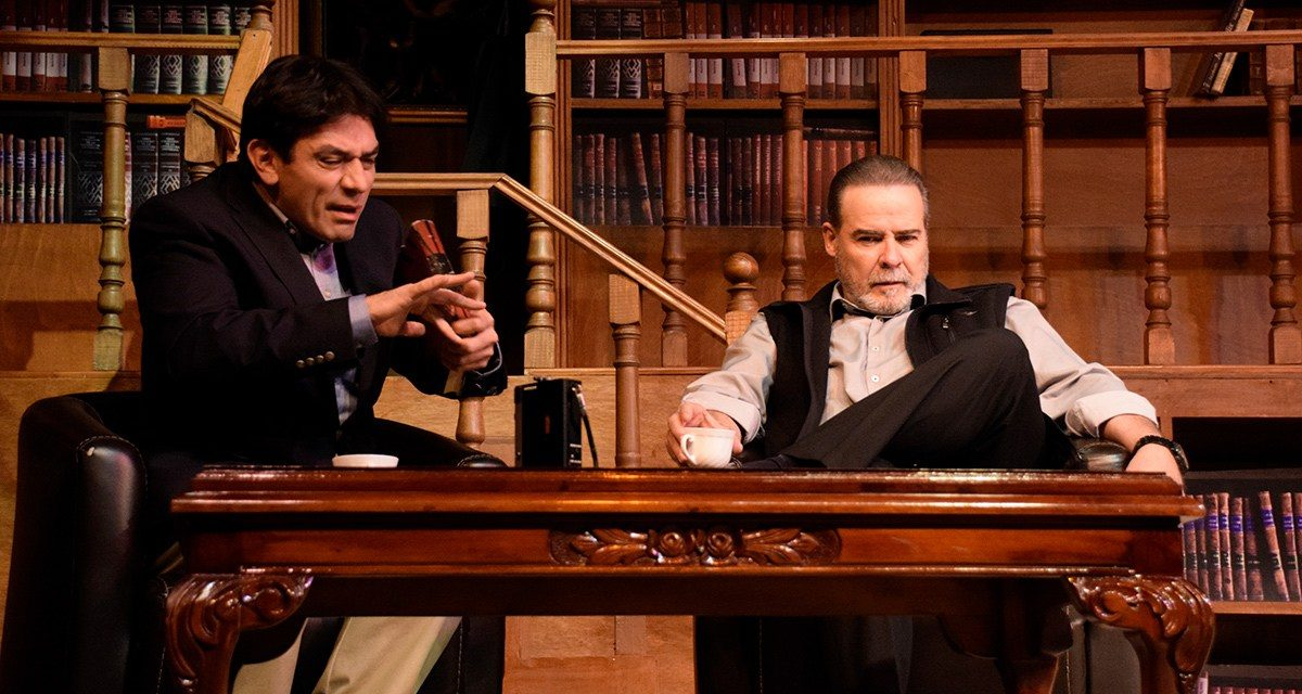 """A Mexican Rendition Of Schmitt's """"Enigma Variations"""""""