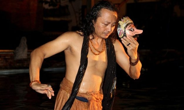 Masked Dancing: Javanese Tales on Stage