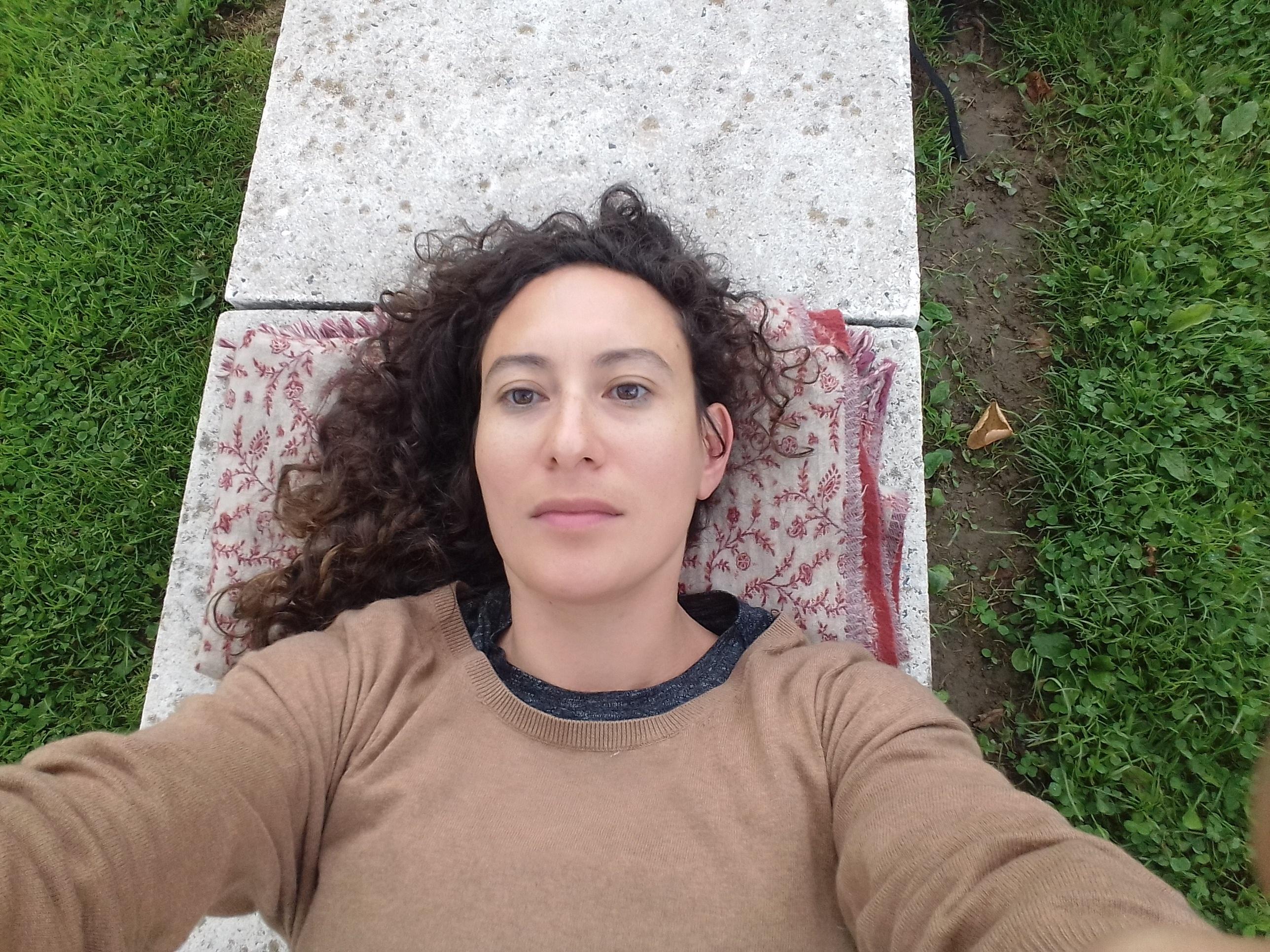 Headshot of Raquel Meseguer |Photo Credits Raquel Meseguer