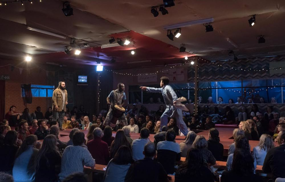 """The Jungle"" at The Young Vic: New Immersive Docu-Drama"