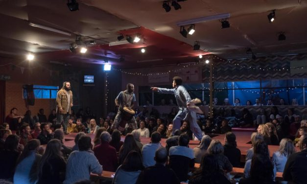 """""""The Jungle"""" at The Young Vic: New Immersive Docu-Drama"""