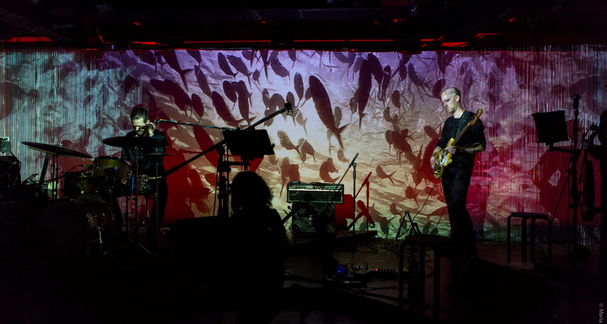 """""""Black Inscription"""" – A New Multimedia Love Song Cycle Premieres at Prototype"""