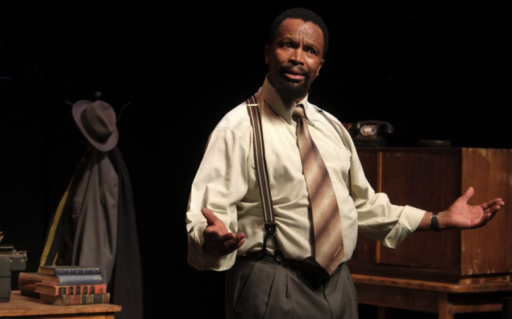 "Actor Sello Maake kaNcube's Can Themba Speaks His Truth In Mahala's ""The House Of Truth"""