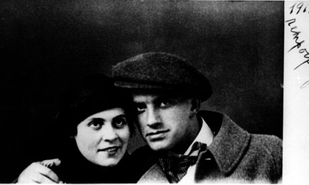 Shostakovich Playwright Lewis Owens Announces New Mayakovsky Play For Autumn 2016