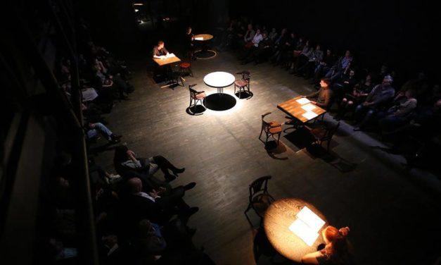 """Mandelshtam-Fest"" – Theatre and Poetry Festival in Voronezh, Russia"
