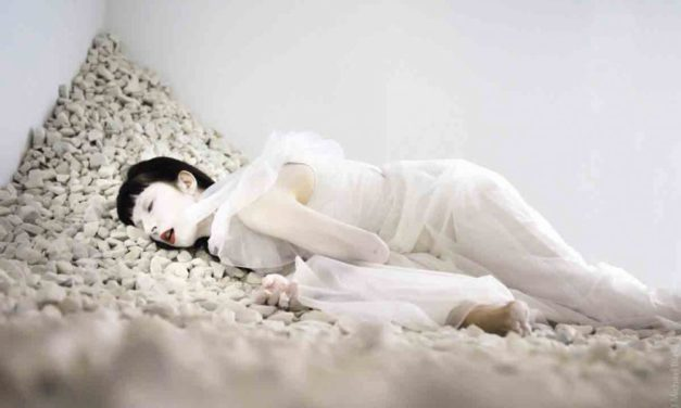 How Butoh, The Japanese Dance Of Darkness, Helps Us Experience Compassion In A Suffering World