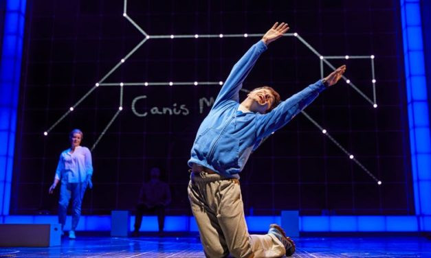 """The Curious Incident Of The Dog In The Night-Time"" Trades Deadpan For High-octane"