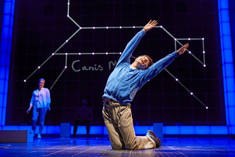 """""""The Curious Incident Of The Dog In The Night-Time"""" Trades Deadpan For High-octane"""