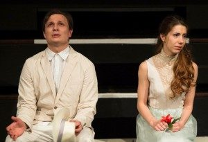 "Review: Xameleon Theatre–Chekhov's Vision Of ""Love In A Nutshell"""