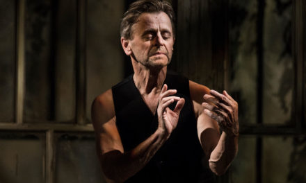 "On Words In Motion: ""Brodsky/Baryshnikov"""