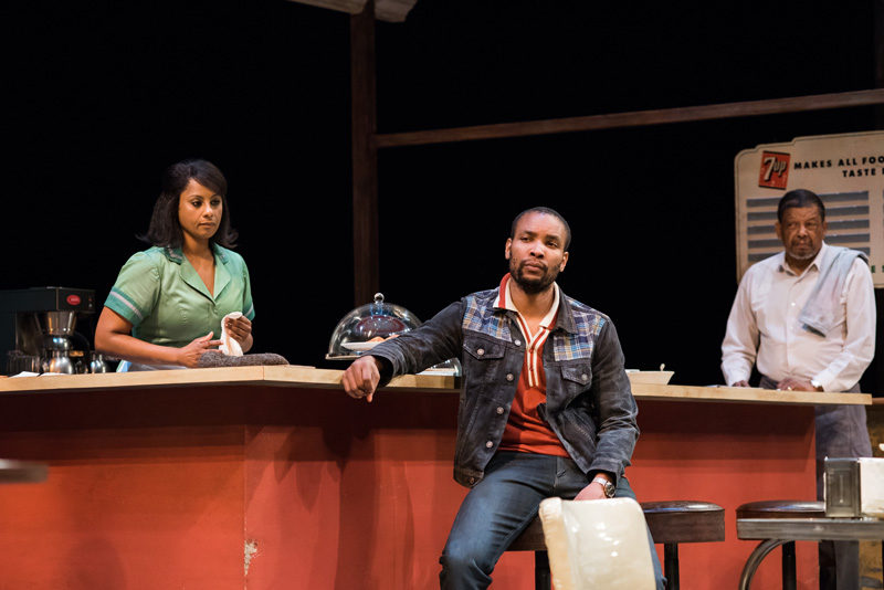 "August Wilson's ""Two Trains Running"" Shows The Power Of A Voice"