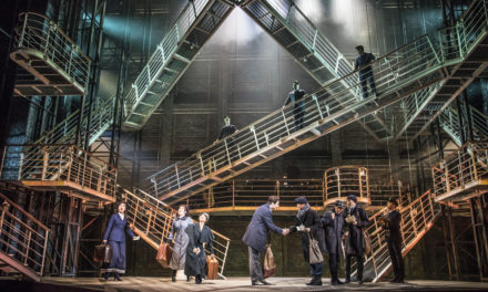 "Finding Common Language: Paul Tate DePoo III Brings His Set Design For ""Titanic"" To Seoul, South Korea"