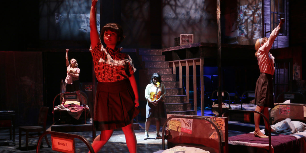 """""""Love In Hate Nation"""" Premieres At Penn State's Playhouse"""
