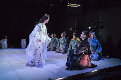 "Satoshi Miyagi Returns To The Japan Society With ""Mugen Noh Othello"""
