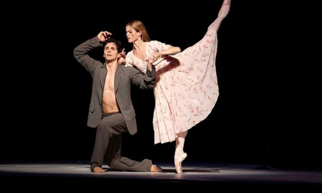 Nijinsky At The NAC: A Truly Cathartic Encounter Between The Dancer And His Creations