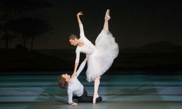 "Serebrennikov's ""Nureyev"" At Moscow's Bolshoi Theatre: Run, Rudy, Run!"