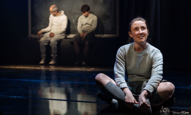 """lan Ayckbourn's """"The Divide"""" at The Old Vic"""
