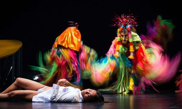 Dance Dramaturgy and The Art That Moves: Lim How Ngean