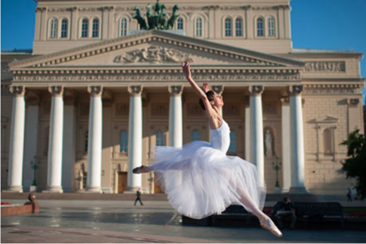 Bolshoi Theater to Screen Best Performances on Video in the U.S.