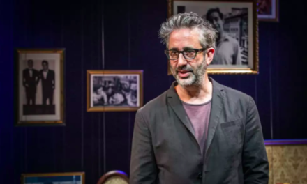 "Sex, Masturbation, And Dementia: A Review Of David Baddiel's ""My Family: Not The Sitcom"""