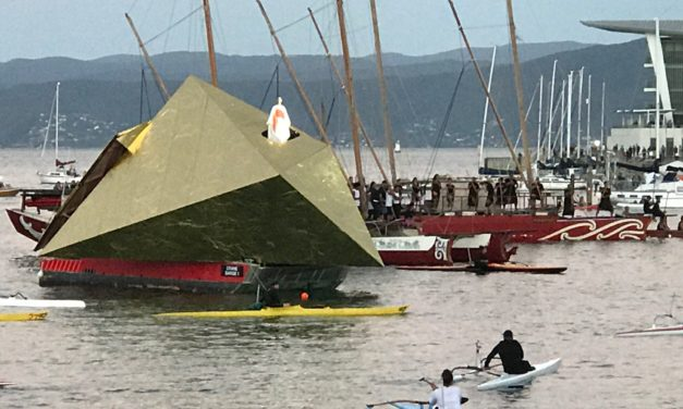 "Celebrating Oceanic Voyaging In Spectacular Site-Specific Theatre: ""Kupe"" And The ""Waka Odyssey"""